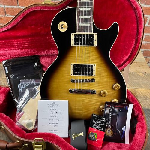 Gibson Slash Les Paul Standard - November Burst 225010198