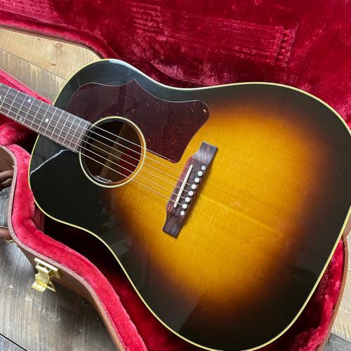 Gibson 50s J-45 Original Acoustic-Electric Guitar - Vintage Sunburst 22381073