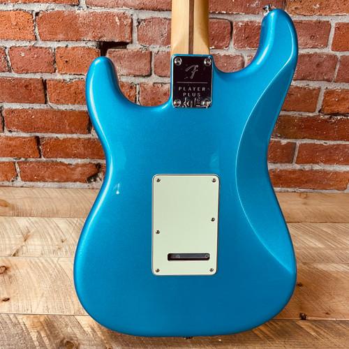 Fender Player Plus Stratocaster Pau Ferro Fingerboard Opal Spark MX21166251