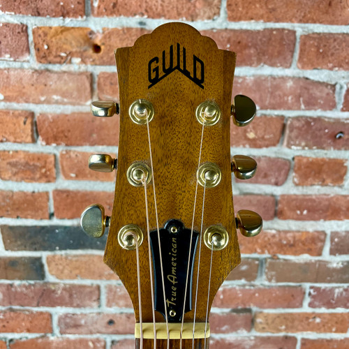 1997 Guild DCE1 NT True American Series Acoustic Electric W/OHSC
