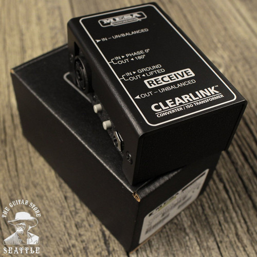 Mesa Boogie Clearlink Receive Converter and Iso Transformer- Floor Model