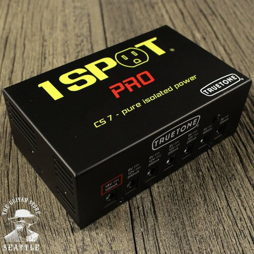 Truetone 1 Spot Pro CS6 Pedal Power Supply - The Guitar Store