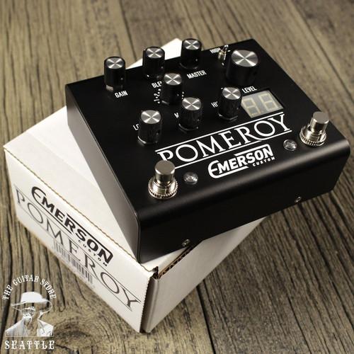 Emerson Custom Pomeroy Overdrive Black