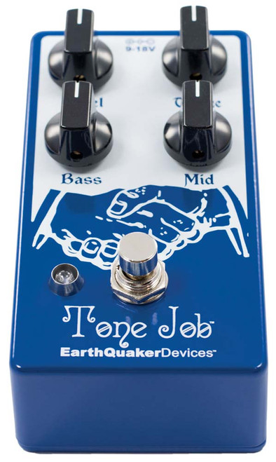 EarthQuaker Devices Tone Job V2 EQ and Boost