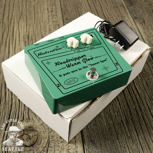 Quimper Electronic Systems Roadtripper Warm Glow Preamp Pedal