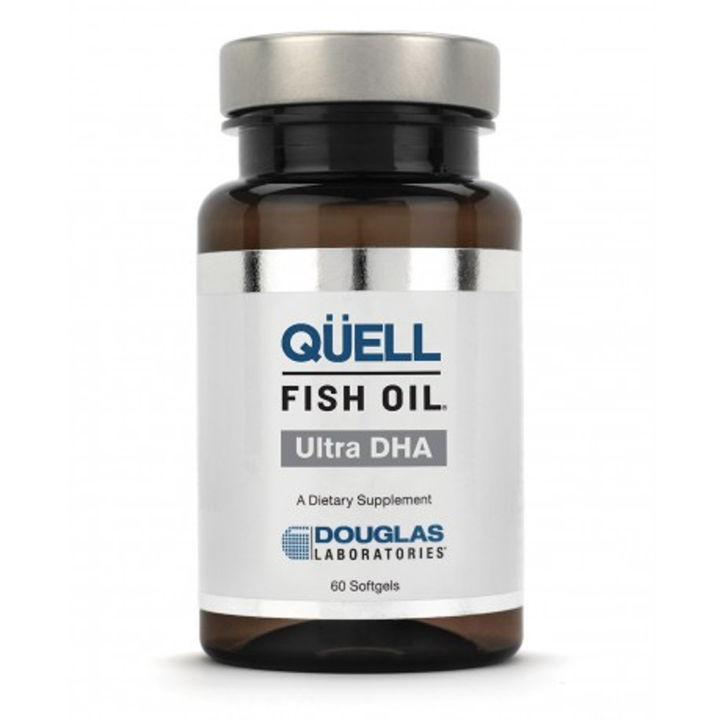 QUELL Fish Oil ® - Ultra DHA