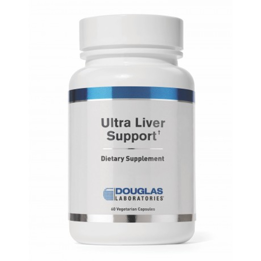 Ultra Liver Support 60 Vegetarian Capsules