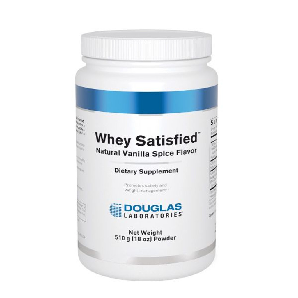 Whey Satisfied™ 510 g