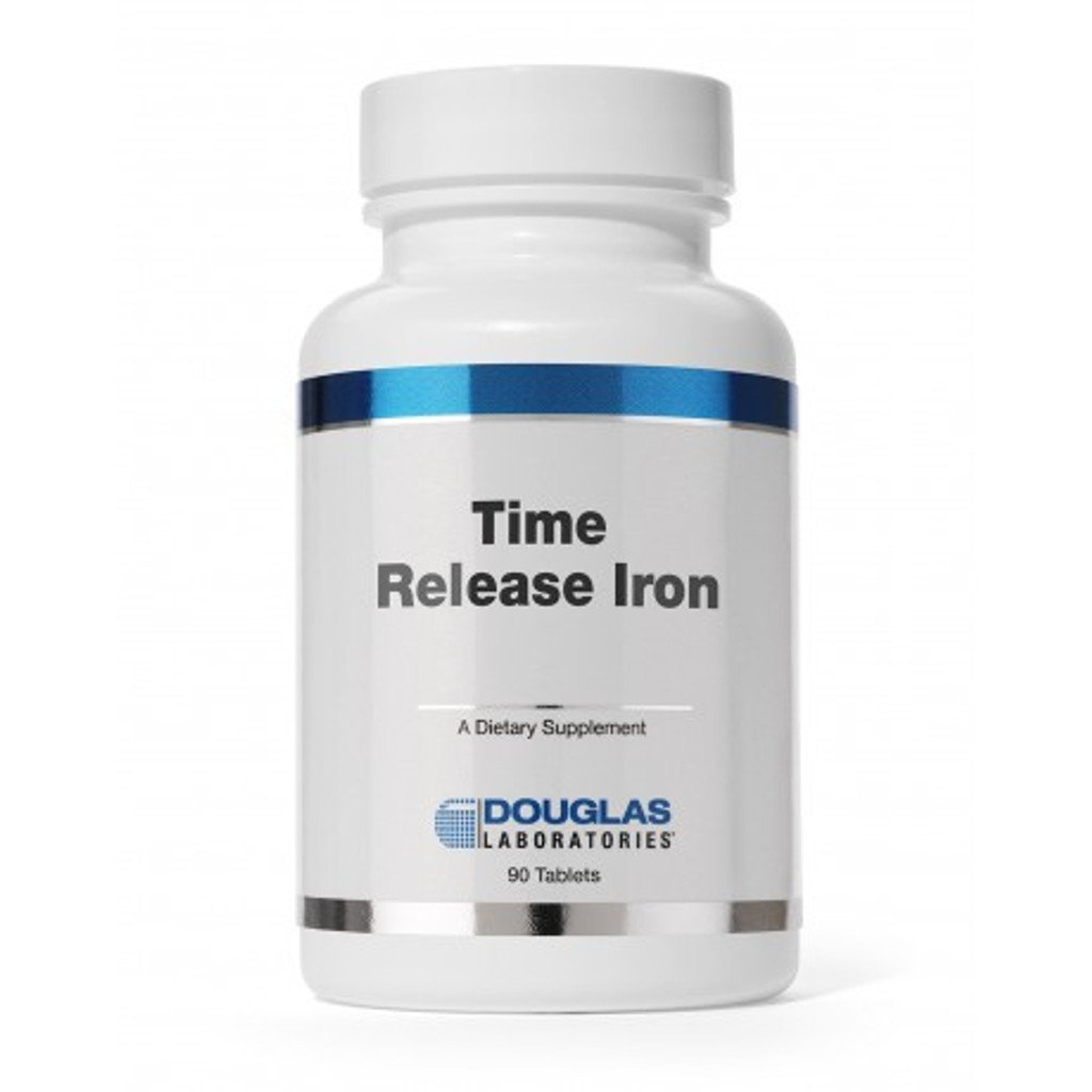 Time Released Iron