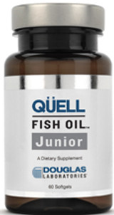 QUELL Fish Oil ® Junior