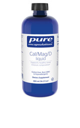 Cal/Mag/D Liquid 480 ml