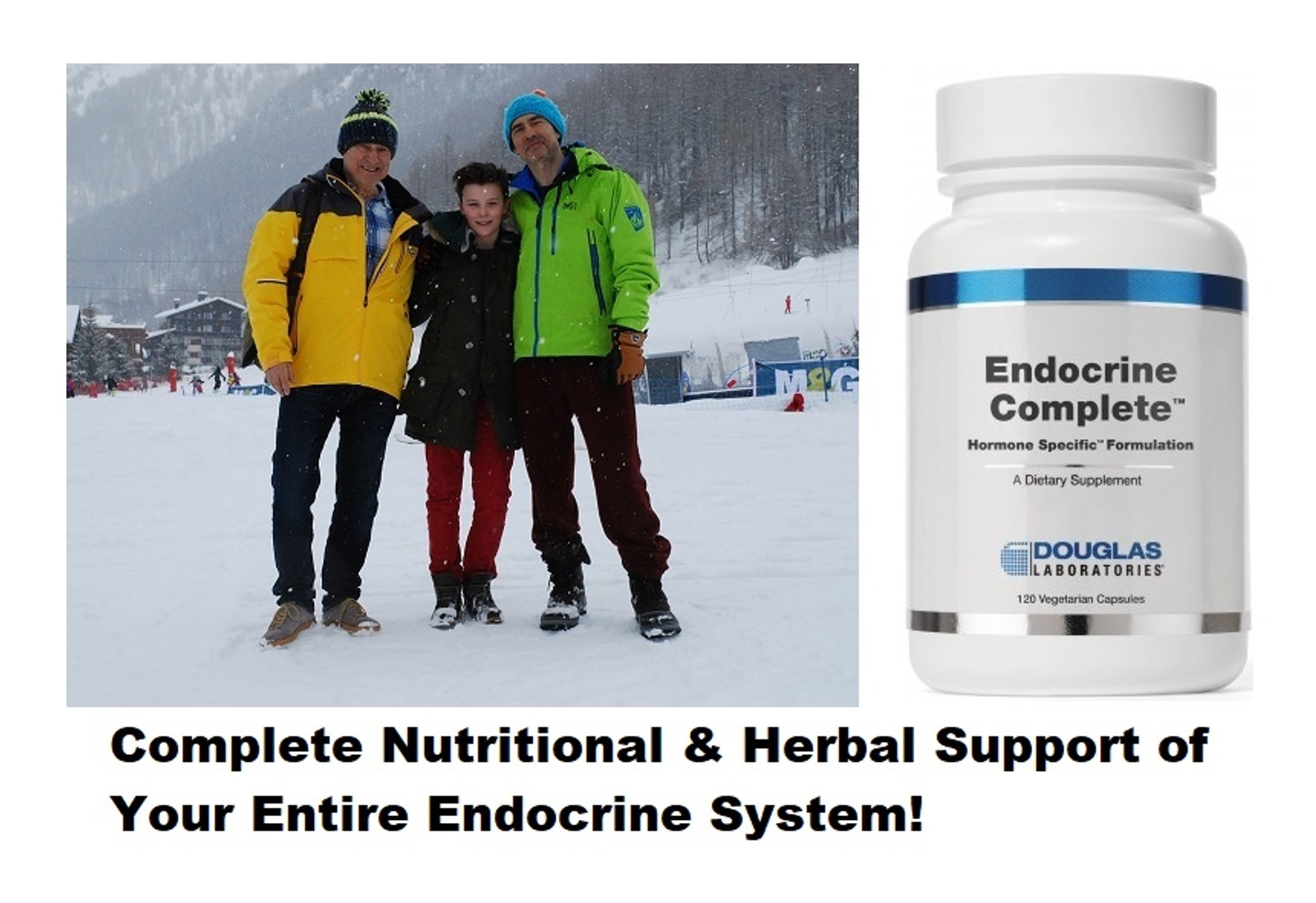 Endocrine Complete™ Product Page
