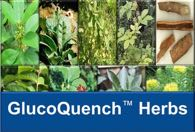 GlucoQuench™ Herbs
