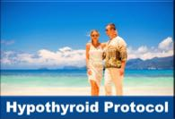 Hypothyroid Protocol to Treat Low Thyroid Function naturally without animal gland products.