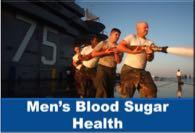 Men's Blood Sugar Health