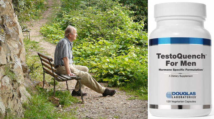 Learn more about TestoQuench™ for Men