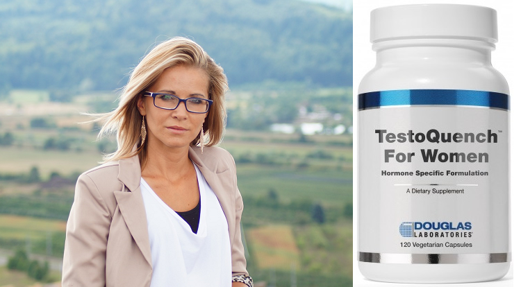 Learn more about About TestoQuench™ for Women