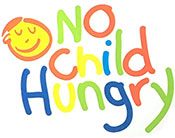 No Child Hungry logo