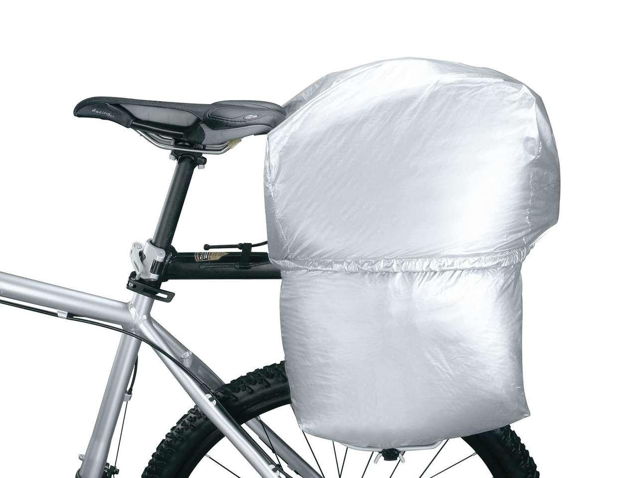 TRC009 Cycle Trunk Bag Rain Cover RX EXP /& DXP Topeak Bike