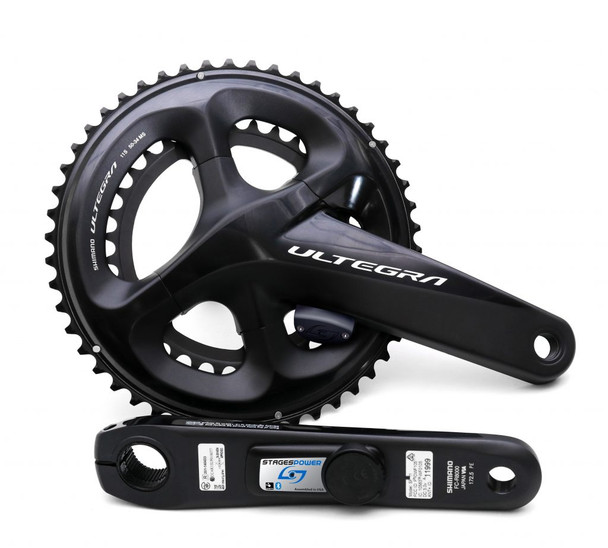 STAGES 左右功率計(全鏈餅)-ULTEGRA R8000-GEN 3 / STAGES POWER METER-ULTEGRA R8000 DUAL SIDED-GEN 3