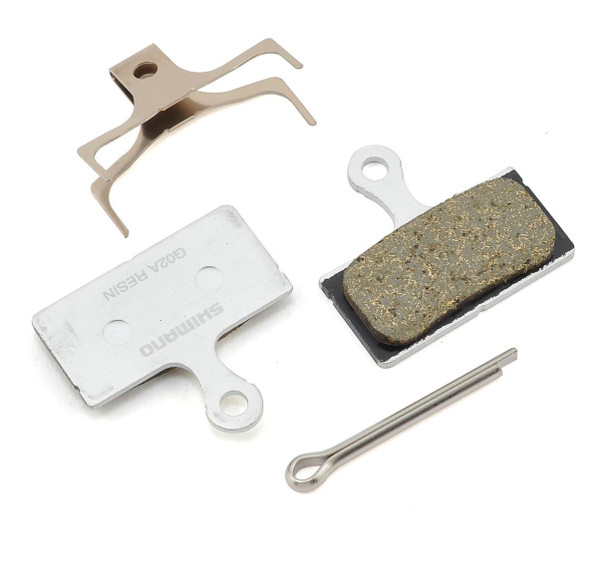 SHIMANO 樹脂碟制皮( G02A )~BR-M9000 / SHIMANO BR-M9000 RESIN PAD ( G02A )