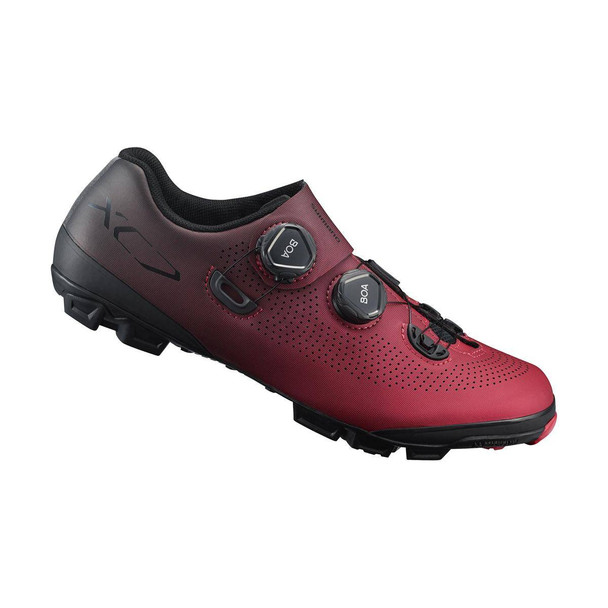 SHIMANO SH-XC701 山地車鞋-寬型-紅色 / SHIMANO SH-XC701 MTB SHOES-WIDE-RED