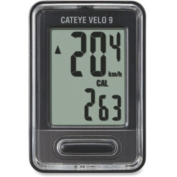 CATEYE VELO 9 有線咪錶 ~CC-VL820 / CATEYE VELO 9 CYCLE COMPUTER~CC-VL820