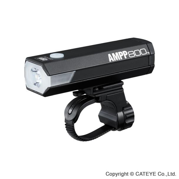 CATEYE USB 充電前燈~AMPP800~HL-EL088RC/ CATEYE RECHARGEABLE LIGHT~AMPP800~HL-EL088RC