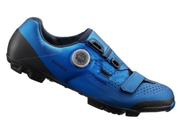 SHIMANO SH-XC501 山地車鞋-藍色/SHIMANO SH-XC501 MTB SHOES-BLUE