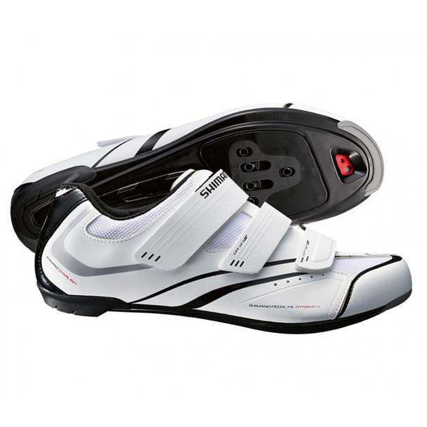 SHIMANO SH-R078W 跑車鞋-白色-36號 / SHIMANO SH-R078W ROAD SHOES-WHITE- SIZE: 36