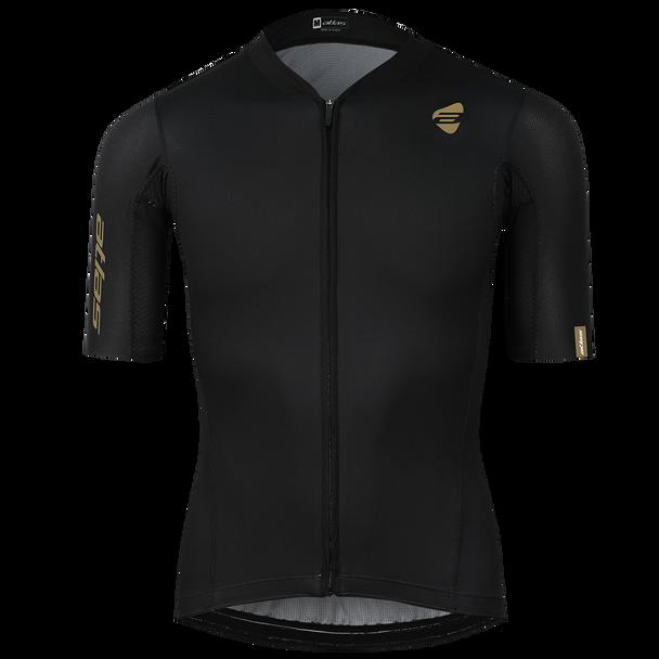 ATLAS 2020男裝冷黑多段循環車衣-黑/ATLAS Ice Cool Men's Jersey - Cold black