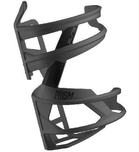 ELITE PRISM  側開水壺架右邊-黑色 / ELITE PRISM RIGHT SOFT TOUCH BOTTLE CAGE-black graphic