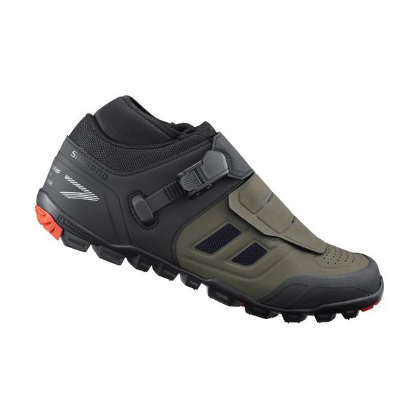 SHIMANO SH-ME702 鞋-橄欖色 / SHIMANO SH-ME702 SHOES-OLIVE