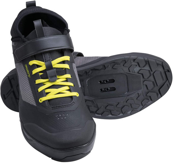 SHIMANO SH-AM702 有鎖山地車鞋-黑色 / SHIMANO SH-AM702 MTB SHOES WITH LOCK-BLACK