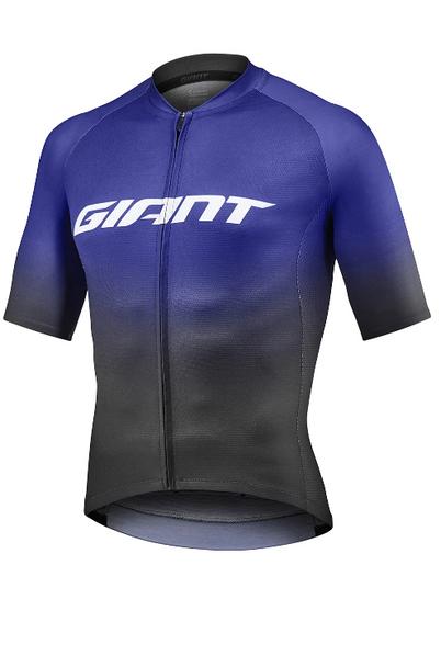 GIANT 2021 RACE DAY 單車衫~藍/黑色 / GIANT 2021 RACE DAY SS JERSEY~INDIGO/BLACK