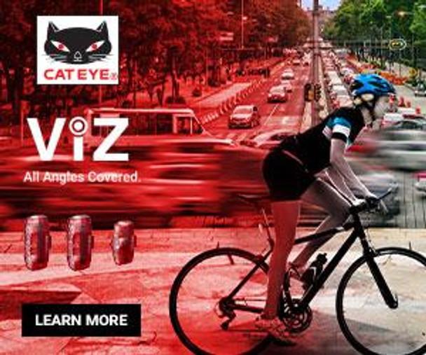 CATEYE ViZ USB 輕便尾燈/ CATEYE ViZ USB SAFETY LIGHT