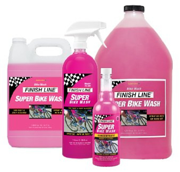 FINISHLINE SUPER BIKE WASH 洗車劑 / FINISHLINE SUPER BIKE WASH