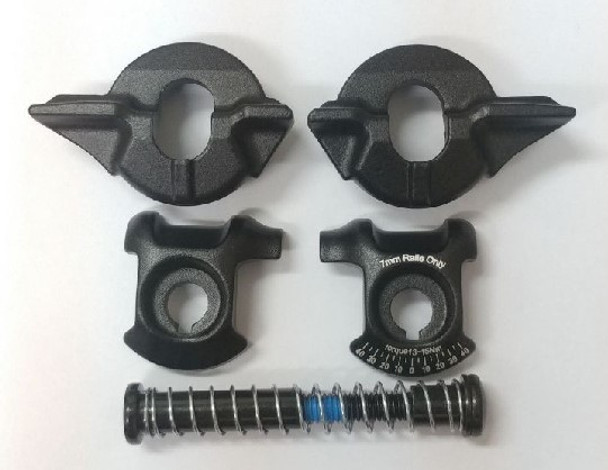 GIANT G14SP1座通路軌碼 7MM / GIANT G14SP1 CLAMP/BOLT SET FOR 7MM S.POST PART