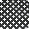Crosses Black & White Snuggle Bag to fit Baby Jogger City Mini GT