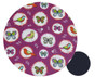 Magic Garden to fit Baby Jogger City Mini GT - all cotton