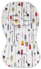 Arrows Cotton Pram Liner to fit Phil & Teds