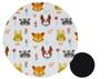 Furry Mates Cotton Pram Liner to fit Mountain Buggy Nano/Cosmopolitan