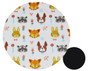 Furry Mates Cotton Pram Liner to fit Joolz Day