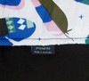 Feathers Teal & Blue Cotton Pram Liner to fit Baby Jogger Summit xc/xc3
