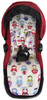 """Russian Doll """"Matroushka"""" Cotton Pram Liner to fit Baby Jogger - back in stock!"""