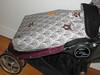 Peekaboo Grey Snuggle Bag to fit Baby Jogger