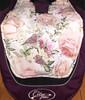 English Rose Cotton Pram Liner to fit Baby Jogger