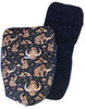 Baby Mammoth Snuggle Bag to fit Uppababy consists of pram liner with zip on/off footmuff