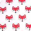 Fox Red 100% Cotton