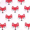 Fox Red 100% cotton
